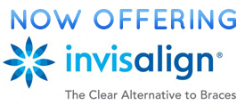 Now Offering Invisalign
